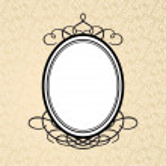 Frame vintage — Stock Vector #7728721