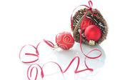 Christmas Balls — 图库照片