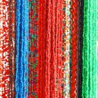 Colorful Beads Background — Stock Photo