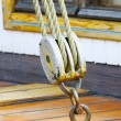 Ship rigging — Stock Photo #7112601