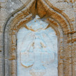 Ancient Culture Bas-Relief from Rhodes Island, Greece — Stock Photo