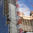 Skyscraper construction - Stock Photo