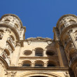 Malaga cathedral — Stock Photo #6954843
