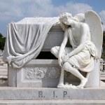 Cemetery in Havana — Stock Photo