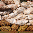 Cassava bags — Stock Photo #6955404
