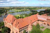 Poland - Malbork — Stock Photo