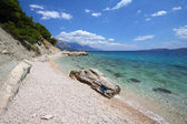 Adriatic Sea, Croatia — Stock Photo