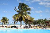Holiday resort — Stock Photo