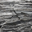 Gneiss rock — Stock Photo