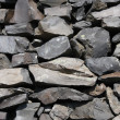 Basalt stone texture — Stock Photo #7113916