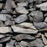 Basalt Steine Textur — Stockfoto