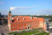 Warsaw — Stock Photo
