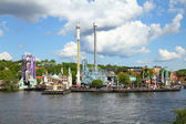 Theme park — Stock Photo
