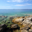 Croatia coast - Murter — Stock Photo