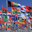 The national flags all over the world — Stock Photo #7696632