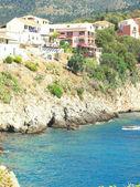 Coastline of Kefalonia, Greece — Stock Photo