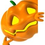 Pumpkin — Stock Photo