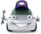 Meccanico di auto — Foto Stock