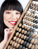 Young Chinese girl — Stock Photo