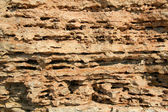 The limestone texture — Stock Photo