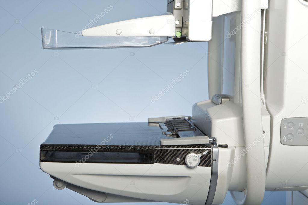 mammogram machine types