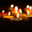 Candles — Stock Photo #7541589