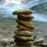 平衡 — 图库照片
