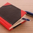 NOTE BOOK — Stock Photo #7871737