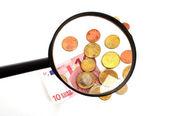 Euro investigated — Photo