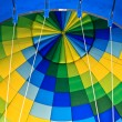 Hot air balloon - Foto Stock
