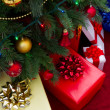 Christmas gifts — Stock Photo #7590486