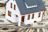 House and money — Stock Photo