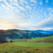 Daybreak in mountain — Stock Photo #6864841