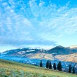Daybreak in mountain — Stock Photo #6864893