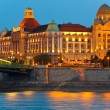 Budapest night view — Stock Photo #6865137