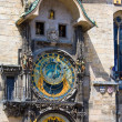Stock Photo: Prague Astronomical Clock (Prague, Czech Republic)