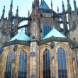 St. Vitus Cathedral , Prague, Czech Republic — Stock Photo #7716047