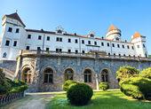 Konopiste Castle in Czech Republic — Stock Photo