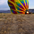 Full of hot air — Stock Photo #7037351