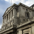 Gloom over bank of England — Stock Photo