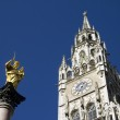 Munich landmarks — Stock Photo #7226909