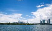Miami view — Stock Photo