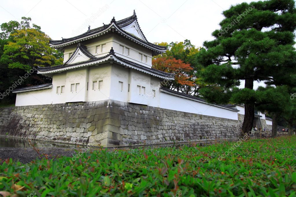 Unesco World Heritage Sites Japan Kyoto The Unesco World Heritage Site Nijo Castle is a Flatland Castle Located