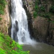 Hew Narok waterfall : Beautiful waterfall in Thailand at Khaoyai national p — Stock Photo