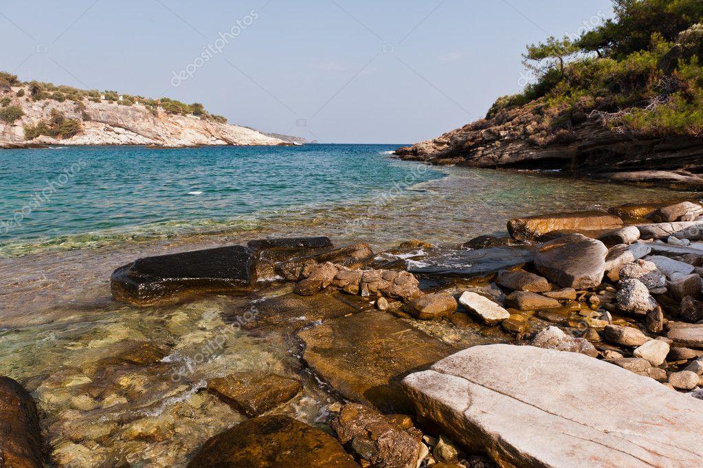 остров тасос рыбалка