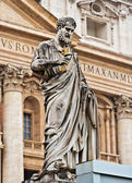 Statue of St. Peter — Stock Photo