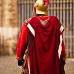 Roman soldier — Stock Photo #7121575