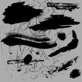 Dirty Texture Designs — Stock Vector