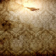Dirty Damask Background — Stock Photo