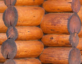 Abstract Wooden Wall Background — Stock Photo